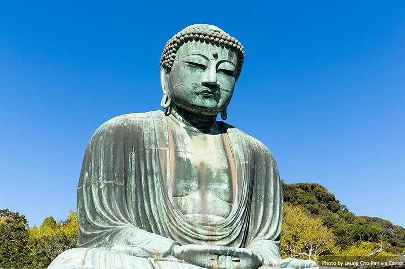 Великий Будда Камакуры Япония 10 лучших мест для посещения в Японии Great Buddha of Kamakura