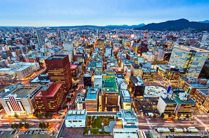 Саппоро, Япония Япония 10 лучших мест для посещения в Японии Sapporo Japan