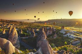 Turkey - beautiful places to see and visit