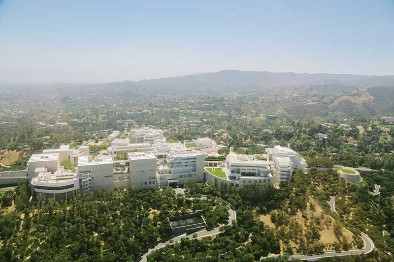 Musée Getty, Los Angeles