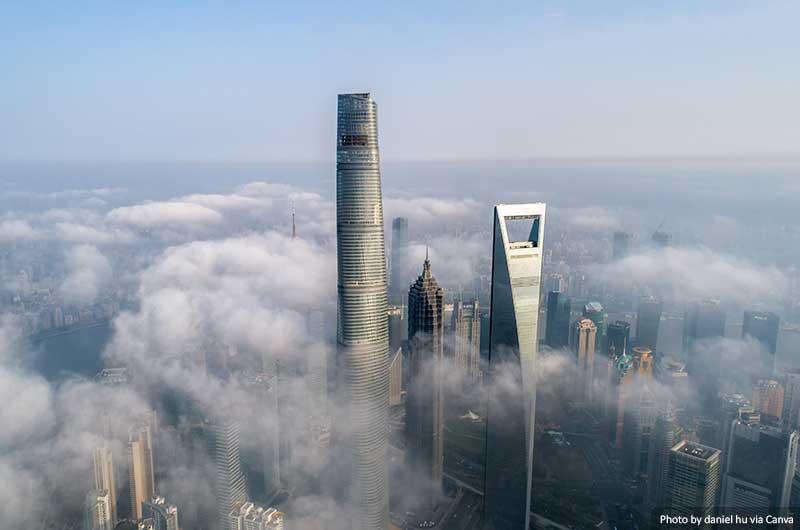 Шанхайские небоскребы шанхай китай 10 лучших вещей, которые стоит увидеть и сделать в Шанхае (Китай) Shanghai skyscrapers