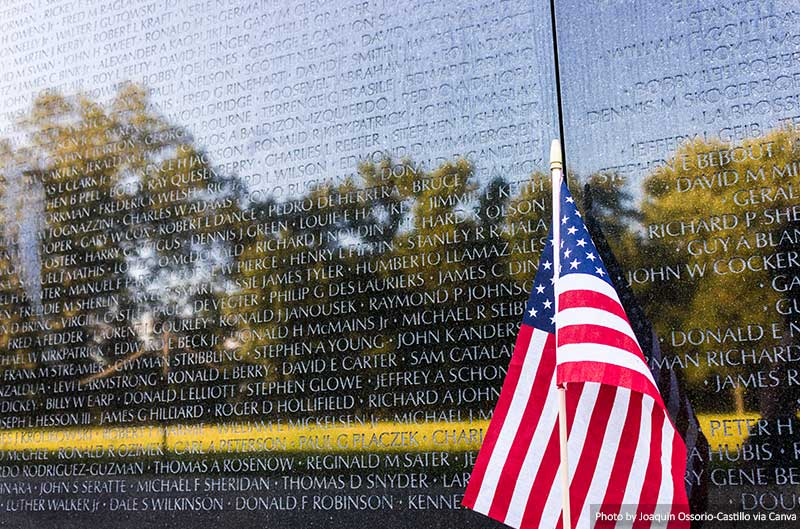 Vietnam Veterans Memorial, Washington D.C.