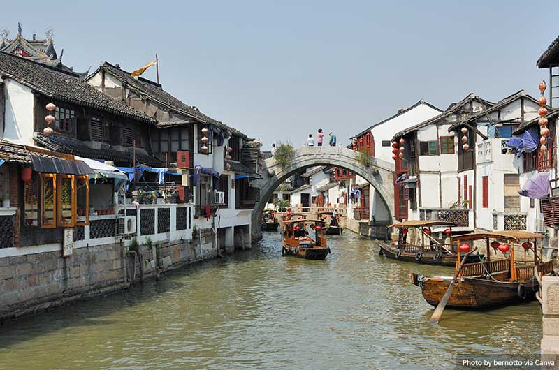 Water village Zhujiajiao