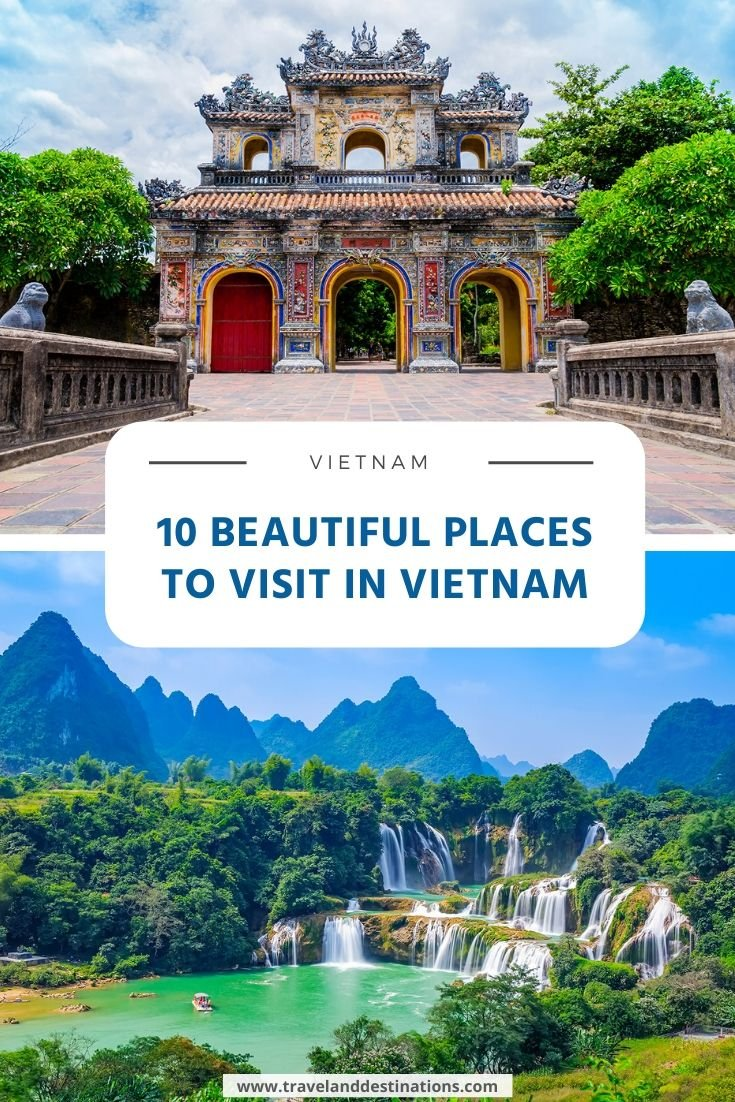 20 Best and Most Beautiful Places to Visit in Vietnam