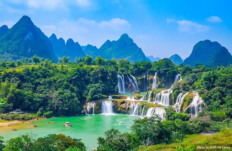 Znalezione obrazy dla zapytania Vietnam beautiful