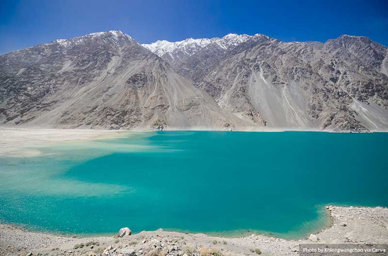 Озеро Качура, Скарду Достопримечательности Пакистана