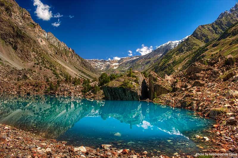 Озеро Налтар, Пакистан