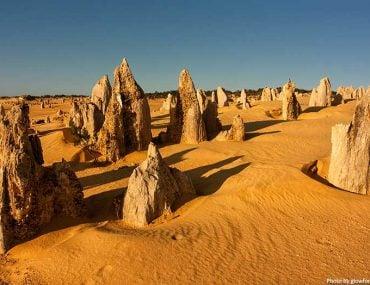 Natural Landmarks in Australia