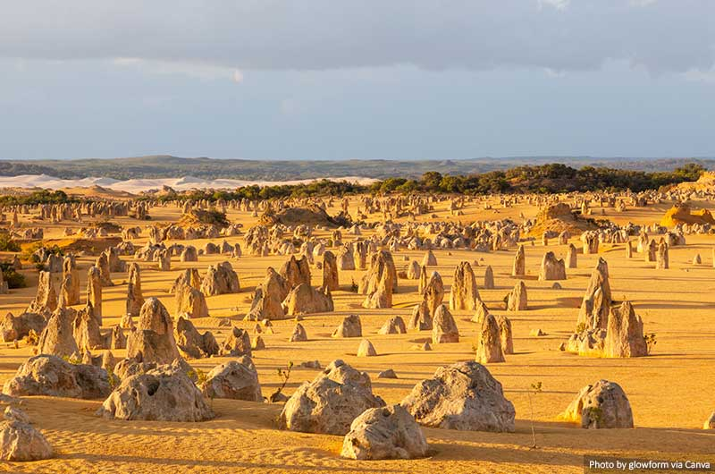The Pinnacles, Australia