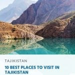 10 Best Places to Visit in Tajikistan