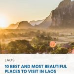 10 Best and Most Beautiful Places to Visit in Laos