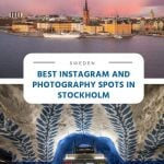 Best Instagram and Photography Spots in Stockholm