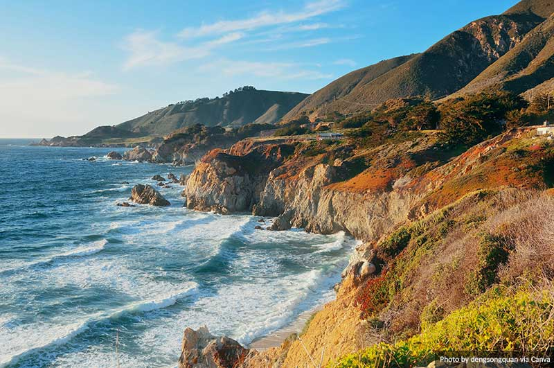 Big Sur - California Coast