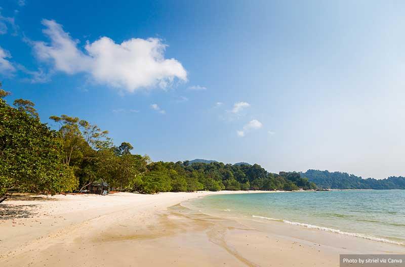 Coral Beach Pangkor
