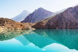 Fann Mountains Lake, Tajikistan
