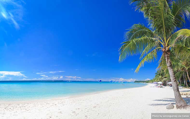 "Boracay Island White Beach, Philippines ""width ="" 788 ""height ="" 496 ""loading ="" lazy ""src ="" https://www.travelanddestinations.com/wp-content/uploads/2019/12 /Boracay-Island-White-Beach-Philippines.jpg ""data - /> </p> <p> <img loading="