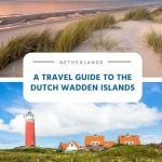 A Travel Guide to the Dutch Wadden Islands