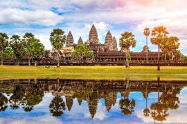 Beautiful places in Cambodia