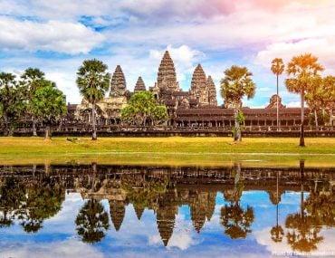 Beautiful places in Cambodia