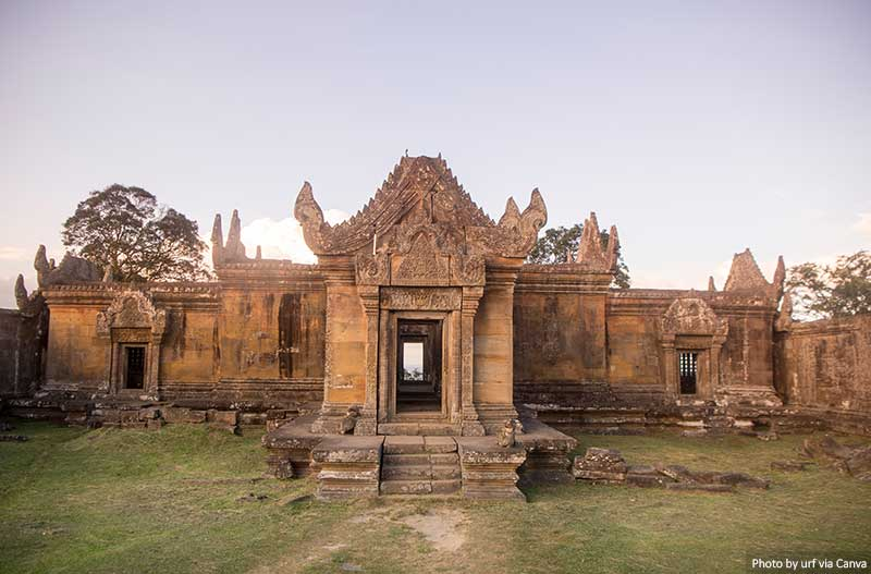 Prasat Preah Vihear (temple in Cambodia)