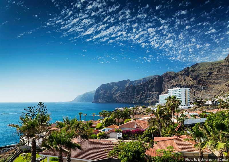 South Tenerife, Spain