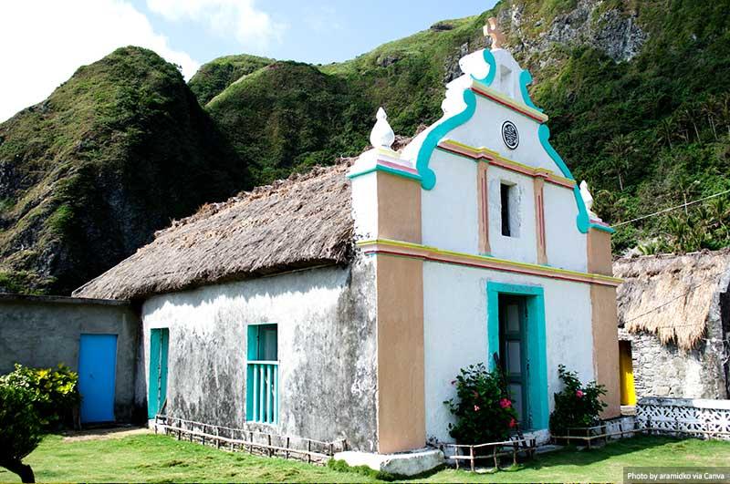 Chavayan Chapel Batanes