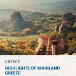 Highlights of Mainland Greece