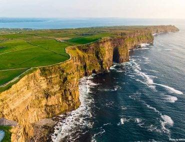Ireland scenes