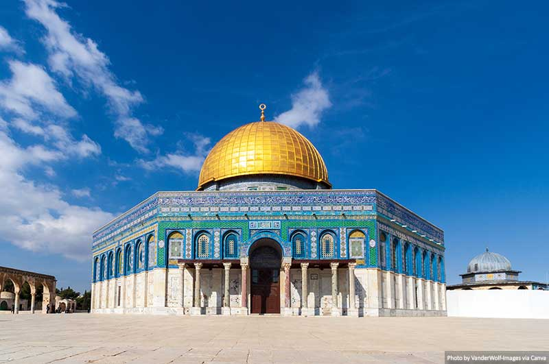 Jerusalem Dome of the Rock