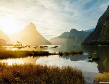 New Zealand South Island - Natural Highlights