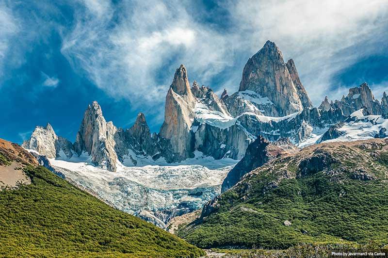 Fitz Roy mountain, El Chalten, Patagonia