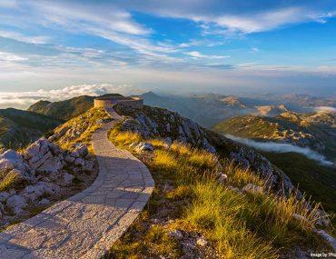 Lovcen Mountains, Montenegro