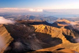 New Zealand Great Walks - Tongariro National Park