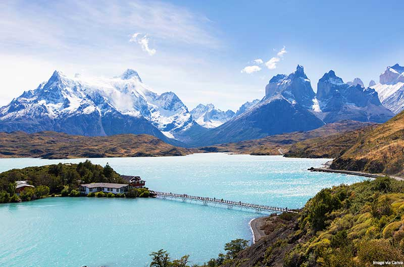 Chile beautiful places - Torres del Paine
