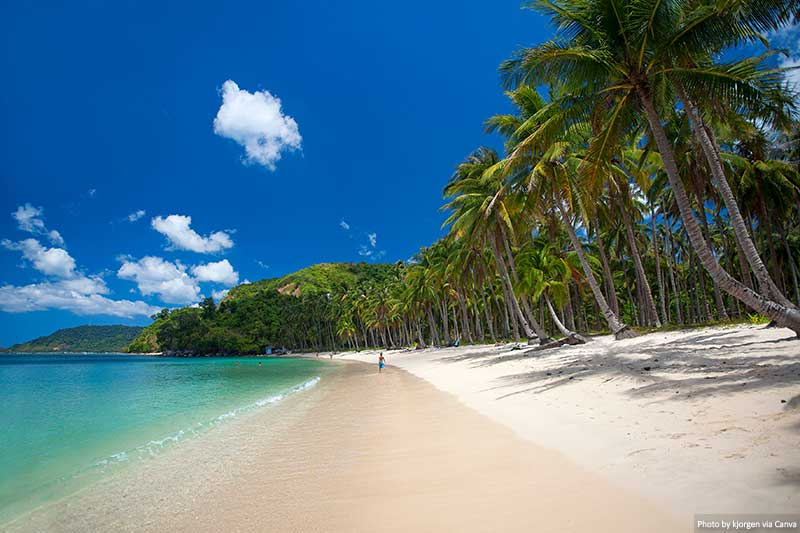 El Nido beaches, Palawan