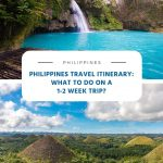 Philippines Itinerary - 1-2 week trip