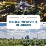 The Best Viewpoints in London