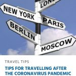 Tips for Travelling After the Coronavirus Pandemic