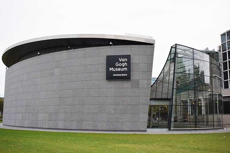 Van Gogh Museum - exterior