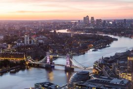 Viewpoints in London