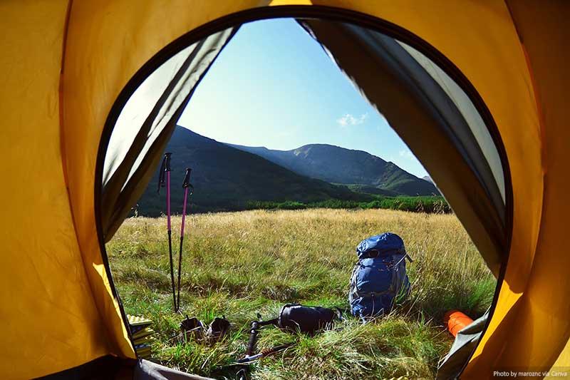 Camping and nature