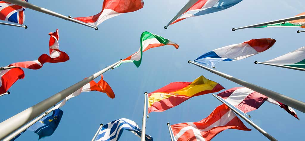 Europe - Flags