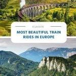 Le plus beau train d'Europe