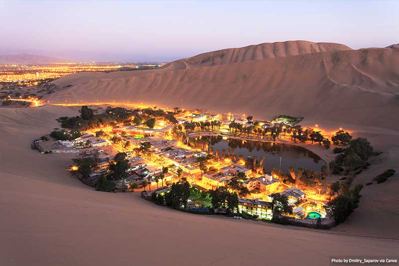 "Oasis de Huacachina ""width ="" 800 ""height ="" 534 ""srcset ="" https://www.travelanddestinations.com/wp-content/uploads/2020/05/Oasis-of-Huacachina-Peru.jpg 800w, https: //www.travelanddestinations.com/wp-content/uploads/2020/05/Oasis-of-Huacachina-Peru-300x200.jpg 300w, https://www.travelanddestinations.com/wp-content/uploads/2020/05 /Oasis-of-Huacachina-Peru-768x513.jpg 768w, https: //www.travelanddestinations.com/wp-content/uploads/2020/05/Oasis-of-Huacachina-Peru-270x180.jpg 270w, https: / /www.travelanddestinations.com/wp-content/uploads/2020/05/Oasis-of-Huacachina-Peru-770x515.jpg 770w ""Size ="" [largeur max: 800px] 100vw, 800px"
