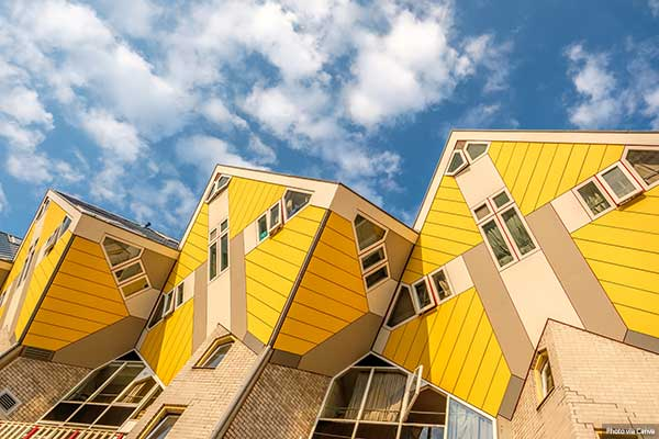 Quiz- Cube Houses - Netherlands