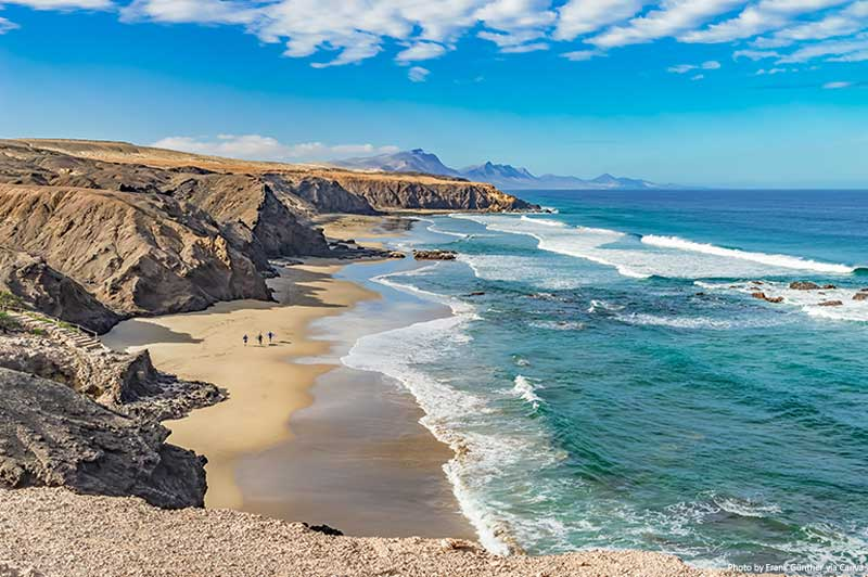 Beautiful Islands in europe - Fuerteventura