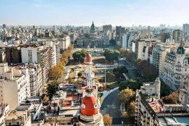 Buenos Aires - Skyline