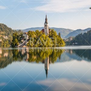 Lake Bled and Reflections
