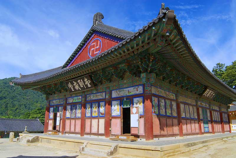 Beautiful Temples in South Korea