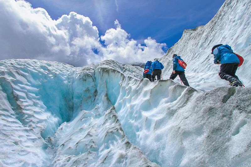 Franz Josef Glacier - Hiking